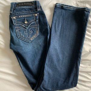 Rock Revival Celine Boot Jean